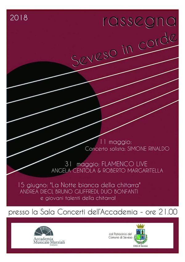 Rassegna Seveso in corde - Simone Rinaldo